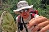 Ån är ett Eldorado för den som gillar trollsländor. Det finns en mängd olika arter och insekterna är ganska oblyga.