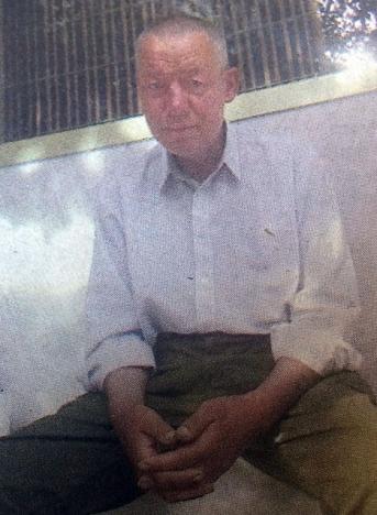 I Sverige skulle han kallas för A-lagare. Peter Johansson har valt att bo i Marbella och även om han saknar tak över huvudet trivs han i Spanien. Han är 56 år, alkoholist och uteliggare. Hans syns regelbundet i centrala Marbella, inte minst vid svenskhotellen där han ofta finner sympati och kanske också får en slant av någon landsman på tillfällig semester. Foto: Daniel Berglund