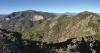 På de högsta topparna har man en fantastisk 360-graders utsikt.