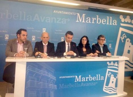 Kommunledningen i Marbella garanterar att domen inte kommer att paralysera fastighetssektorn. Foto: Ayto de Marbella