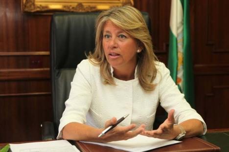 Ángeles Muñoz har tidigare varit ledamot i riksparlamentet. Foto: Ayto de Marbella