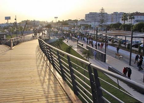 Ännu en fotgängare blev 16 januari påkörd i anslutning till Boulevarden i San Pedro Alcántara.