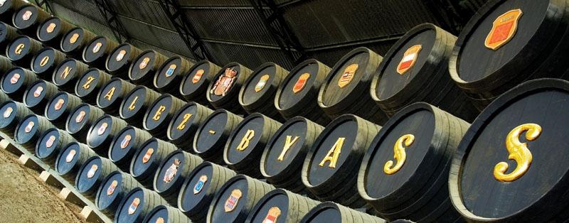 Fino var från början en sherry som ansågs skadad och inte kunde säljas. Foto: Gonzalez Byass