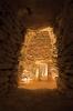 Tholos de El Romeral är det nyaste av de tre byggnadsverken,  från 3 800 före Kristus. Det återfanns 1904 av bröderna Viera. Foto: Javier Pérez González