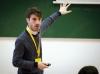 Pablo Simón, statsvetare vid Universitat Pompeu Fabra, säger att andelen katalaner som är för självständighet sjunkit de senaste åren. Foto: Privat