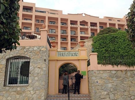Hotel El Fuerte firar 60 år 2017.