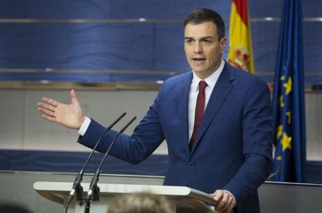 En majoritet av medlemmarna i PSOE:s styrelse avgick 28 september med omedelbar verkan, vilket kan innebära nådastöten för partiledaren Pedro Sánchez.