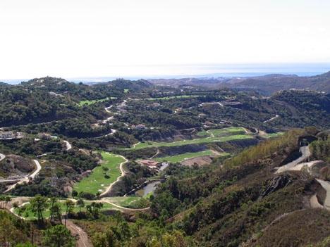 La Zagaleta är en av Spaniens mest exklusiva bostadsområden, med två privata golfbanor.