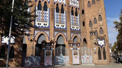 I tjurfäktningsarenan i Barcelona arrangeras sedan mer än sex år endast konserter.