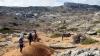 Högplatån bjuder på ett säreget landskap. Här finns också några av de djupaste naturliga shackten i hela Andalusien.