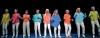 Damerna är i klar majoritet i teatergruppen och utgör onekligen en färgklick. De ser dock gärna att fler karlar ansluter sig till spexet. Foto: AHN Nerja