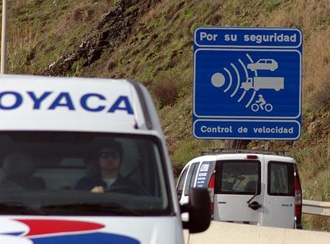Radarkontrollerna står för 80 procent av de utfärdade böterna i provinsen.