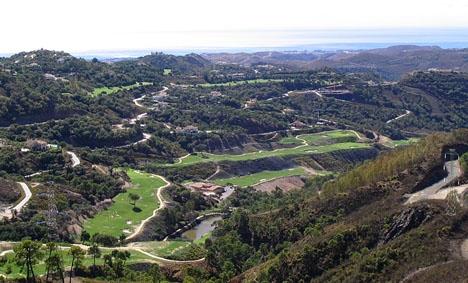 La Zagaleta rankas som Spaniens mest exklusiva bostadsområde.