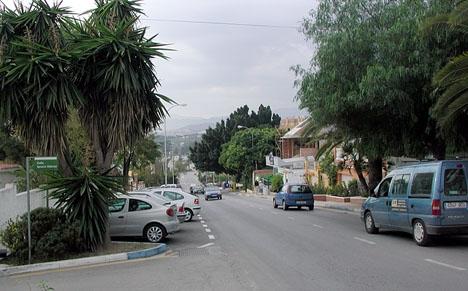 Upprustningen omfattar bland annat Avenida Miguel de Cervantes i La Campana.