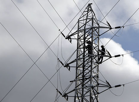 Flera toppnoteringar av elpriset i januari kommer att märkas på räkningen.