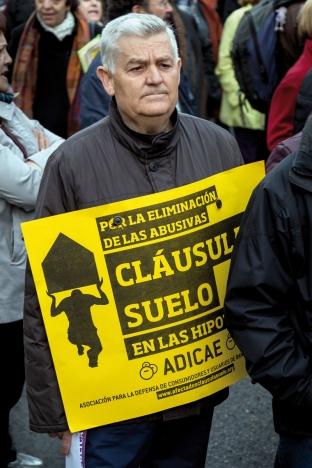 Nära 1,5 miljoner hypotekstagare i Spanien är drabbade av räntegolv och har nu stora chanser att få upprättelse. Foto: Barcex/Wikimedia Commons