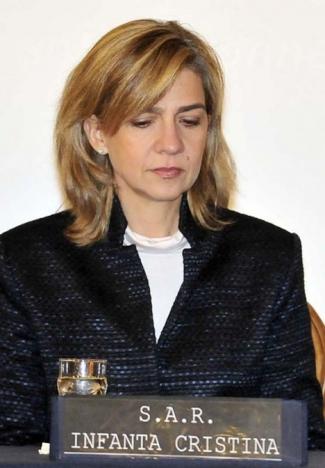 Prinsessan Cristina får veta sin dom 17 februari, liksom hennes make Iñaki Urdangarín som riskerar det hårdaste straffet. Foto: OEA - OAS