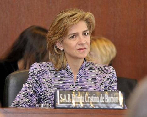 Prinsessan Cristina friades av provinsdomstolen i Palma från anklagelserna om skattebrott och penningtvätt. Foto: OEA - OAS