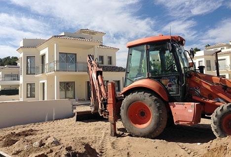 Mest steg priset på nya fastigheter under 2016.