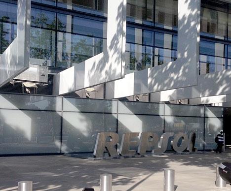 Repsols huvudkontor i Madrid.