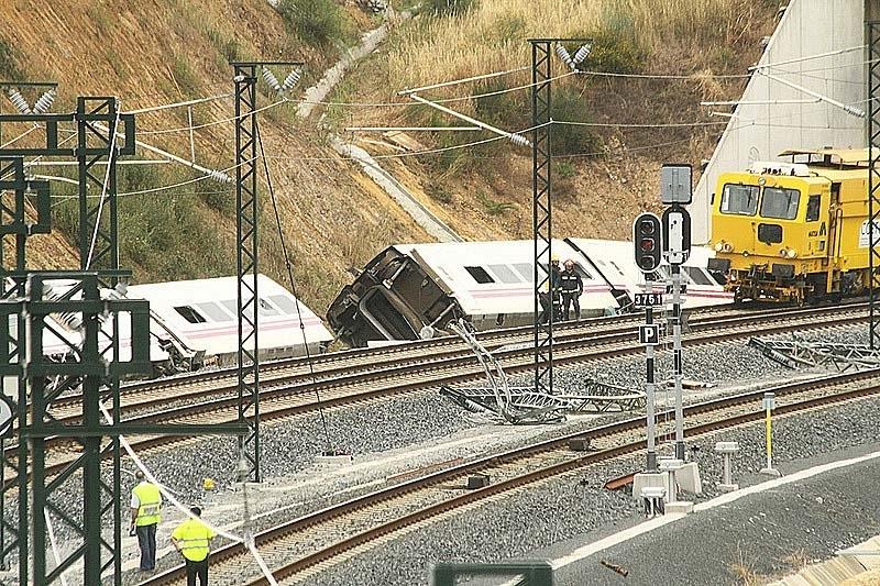 Hittills har endast lokföraren ställts till svars för olyckan, som skördade 80 dödsoffer. Foto: Foto: Contando Estrelas