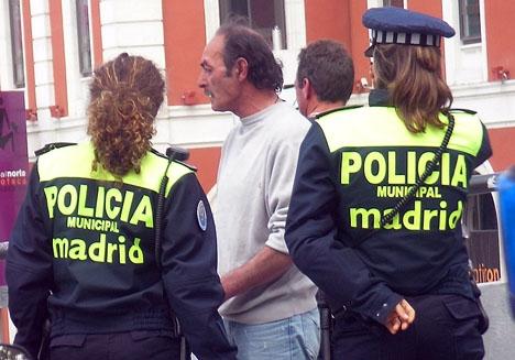 Alla poliser i Spanien har särskild juridisk status, men även drygt 17 500 ämbetsposter.