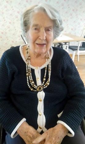 Gunnel Amalia Söderhielm bodde 35 år i Mijas och Fuengirola. Hon blev 96 år.