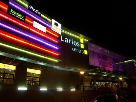 Köpcentret Larios, nära tågstationen i Málaga. Foto: Ricardo Ricote Rodrí…/Wikimedia Commons