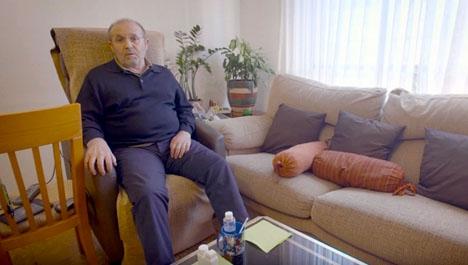 José Antonio Arrabal spelade in sitt självmord 2 april och ville att hans budskap för aktiv dödshjälp skulle spridas.