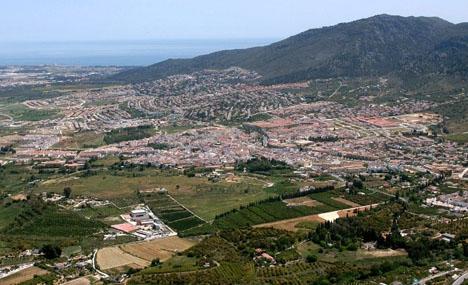Kabelstölderna har främst drabbat abonnenter i Alhaurín de la Torre.