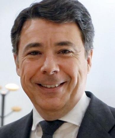Ignacio González är en av de tolv häktade vid tillslaget. Foto: PP Madrid/Wikimedia Commons