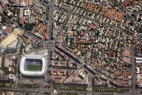 Madrid kommer att uppleva total Champions-yra, med start i Bernabéustadion i början av maj.