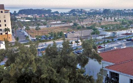 Gourmetmarknaden ska uppföras intill boulevarden i San Pedro Alcántara.