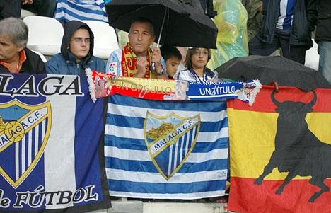 Ligan kan i år avgöras i sista omgången i Málagas hemmaarena La Rosaleda.