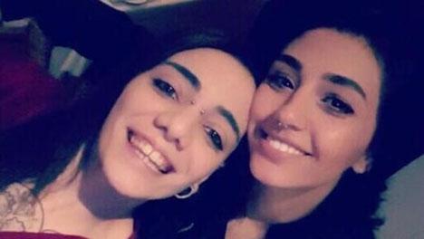 María Jimena Rico och Shaza Ismail väntas anlända till Málaga 29 april. Foto: Privat