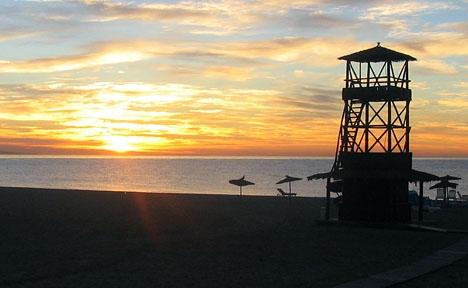 Maj bjuder på växlande väder på Costa del Sol.