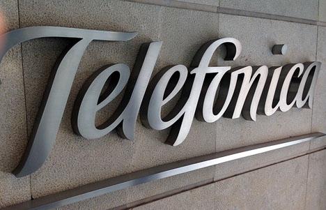 Enligt Telefónica har påverkar attacken ej deras tjänster.