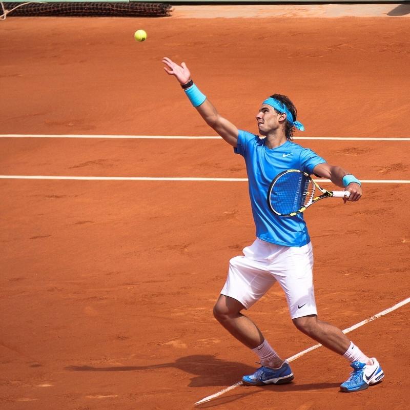 Rafa Nadal har vunnit de tre senaste grusturneringarna.