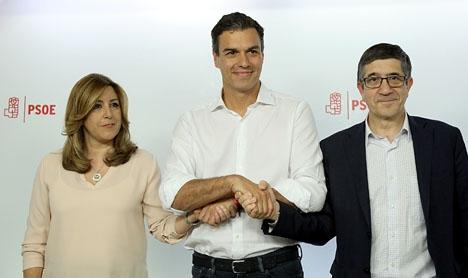 Primärvalen 21 maj markerar ett före och ett efter i PSOE:s historia.