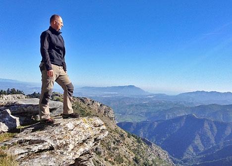 Málagaprovinsen har ett lika brett som unikt utbud av vandringsleder.