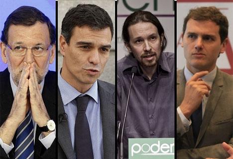 Två nya starka partier i riksparlamentet har inte bidragit till att höja ribban för de spanska politikerna. Snarare tvärtom.