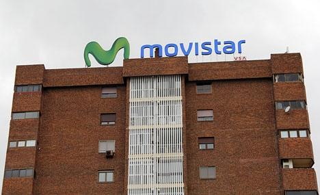Movistar slopar roaming-avgifterna i sin helhet.