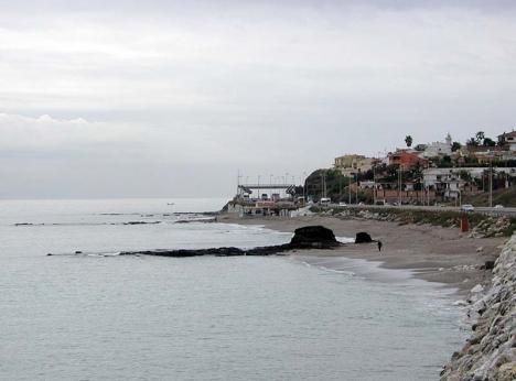 Kamerorna mäter genomsnittshastigheten mellan Faro de Calaburras och La Cala de Mijas, i bägge körriktningarna.