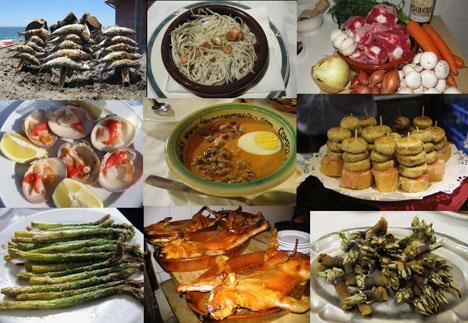 Låt dig frestas av Sydkustens matbilder i sommar och se hur många du själv hunnit smaka!