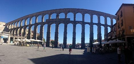 Sexualförbrytaren bodde numera i Segovia, där han har gripits.