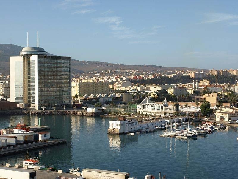 Guardia Civil har sedan 2012 granskat den gripna danskens företagsnätverk.