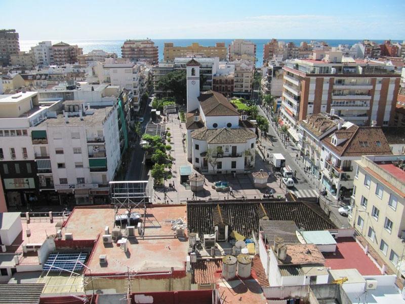 De tre anmälda övergreppen har alla skett tidigt på morgonen i centrala Fuengirola.