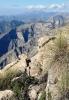 Ustikten är fantastisk både mot havet och bergen.