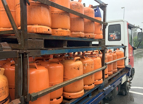 Gasolpriset ackumulerar en prishöjning de senaste tolv månaderna på 32 procent.