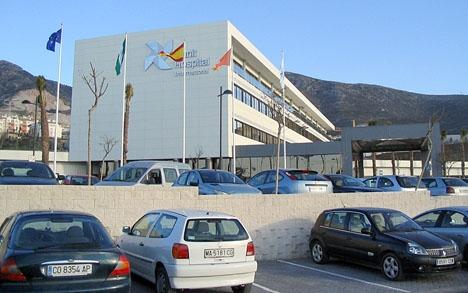 Mannen vårdades den sista tiden på sjukhuset Xanit, i Benalmádena.
